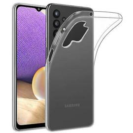 Samsung Galaxy A32 4G transparante soft case TPU