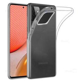 Samsung Galaxy A72 transparante soft case TPU