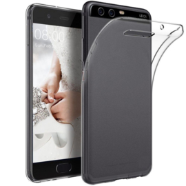 Huawei P10 transparante soft case TPU