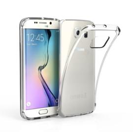 Samsung Galaxy S6 EDGE transparante soft case TPU