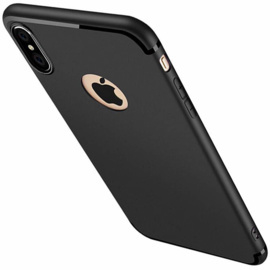 Apple iPhone XR matte soft case TPU
