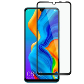 Huawei P30 Lite  tempered glass - full cover