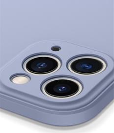 Apple iPhone 12 PRO hoesje silicone kleur