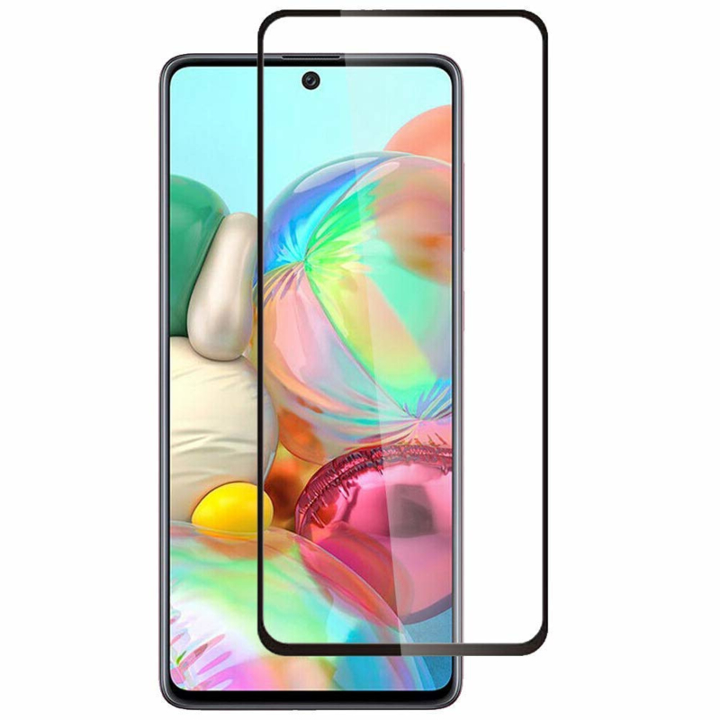 Samsung Galaxy A51 tempered glass - full cover