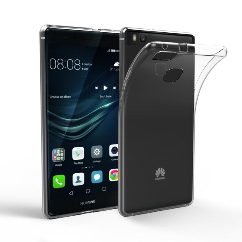 Huawei P9 LITE transparante soft case TPU