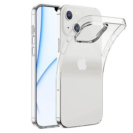 Apple iPhone 13 transparante soft case TPU