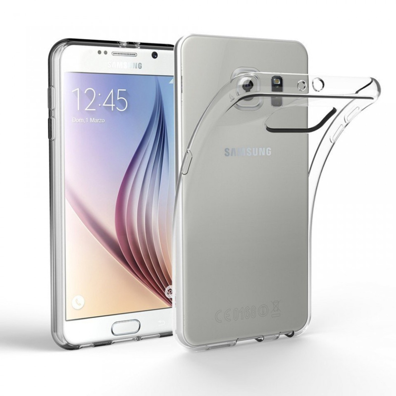 Samsung Galaxy S6 transparante soft case TPU