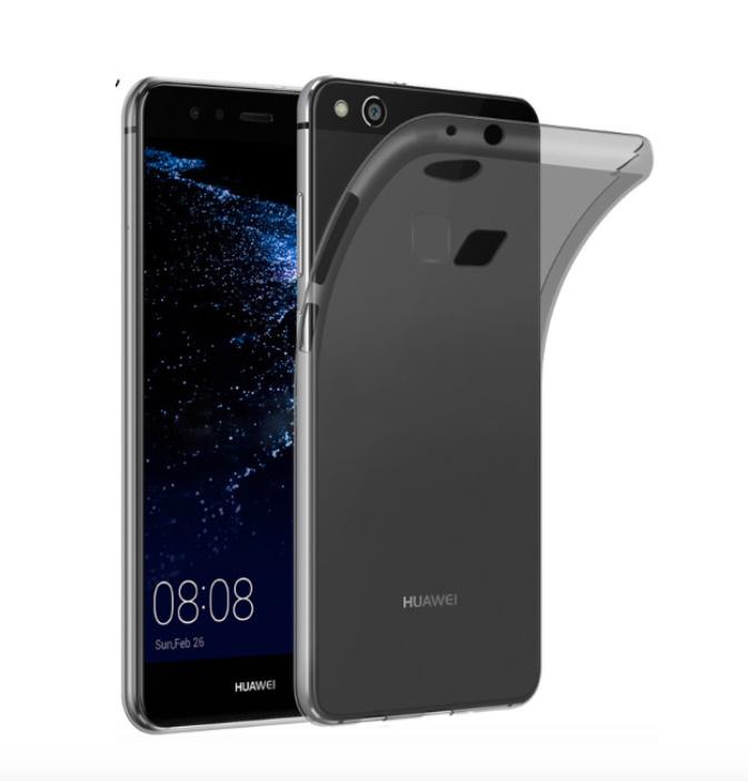 Huawei P10 LITE transparante soft case TPU