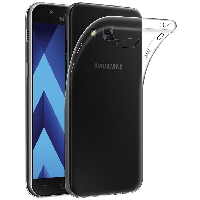 Samsung Galaxy A5 2017 transparante soft case TPU