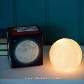 Lampje 'To the moon'