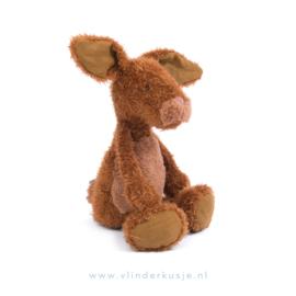Klein konijn 'Stoer'