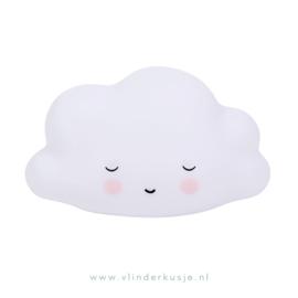 Lampje 'Slapende wolk'