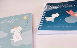 'Dag Liefje...' ~ Boekje voor sterrenouders