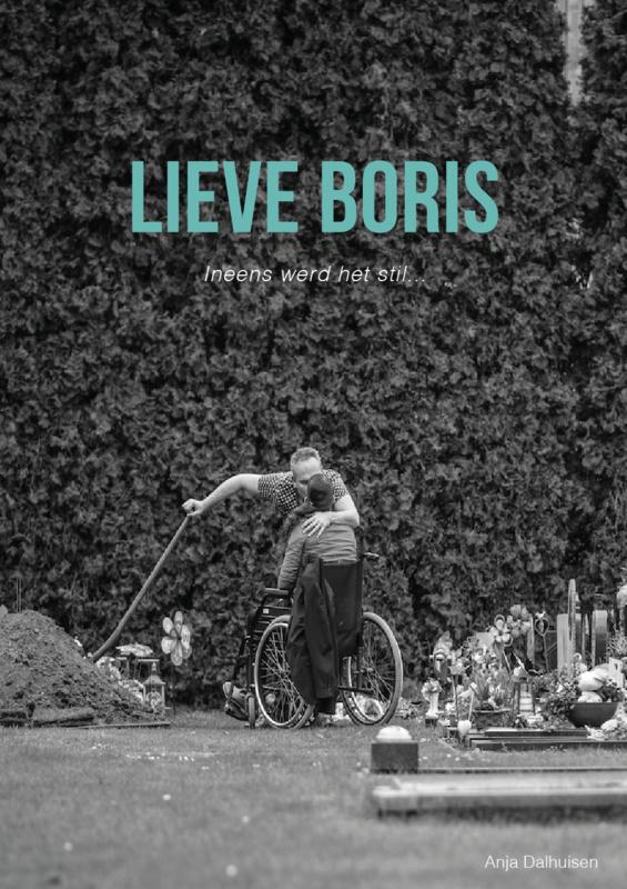 Boek 'Lieve Boris'