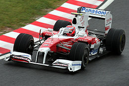 Toyota Racing Formule 1