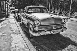 Cubaanse taxi