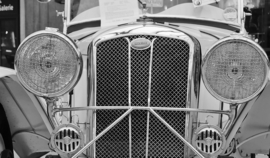 Wolseley Hornet 1935