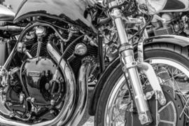 Vincent motorfiets
