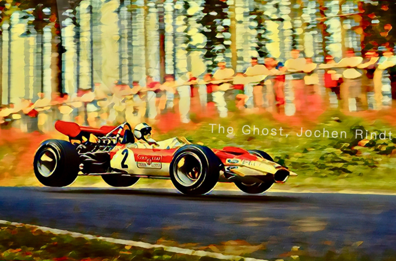 The Ghost, Jochen Rindt