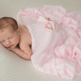 Luxe deken/omslagdoek
