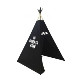 TIPI DARK BLACK