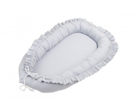 Baby nest Simply Glamour with ruffles