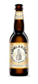 Lowlander Giftpack 3 flesjes & glas