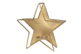 "Kaarsenhouder ""Star"""