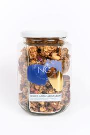 Naturally Granola Roses and Cardamom pot 300 gram