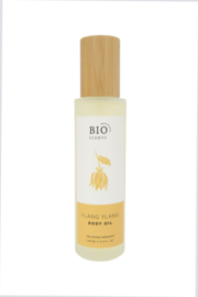 Bio Scents Ylang Ylang Natural Body Oil (100ml)