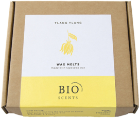 Bio Scents Ylang Ylang Wax Melts (+/- 90 Gr)