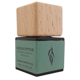 Bio Scents Eucalyptus Essential Oil - Organic (8ml)