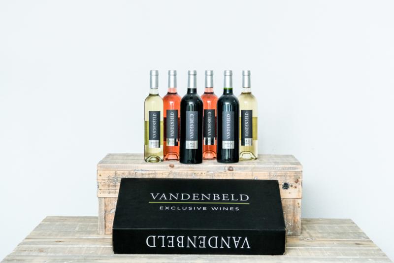 VANDENBELD Wijnen - Giftset (6 stuks)