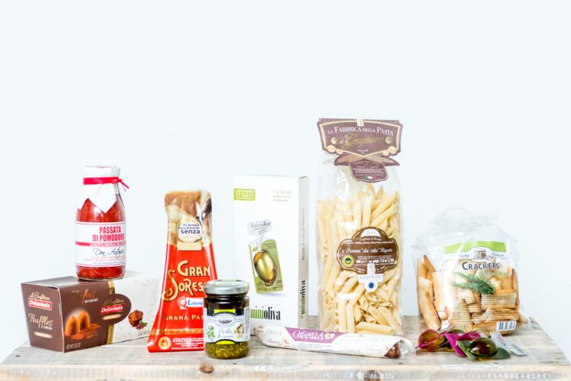 Italiaans pakket voor de fijnproever - UITVERKOCHT