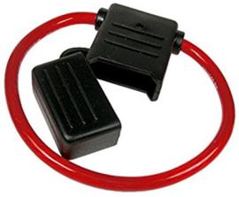 Zekeringhouder spatwaterdicht MAXI 6mm2