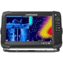 Lowrance HDS-9 Carbon zonder transducer