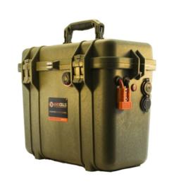 Jarocells LiFePO4 accu 12V / 75Ah Portable groen