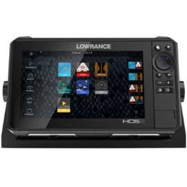Lowrance HDS-9 LIVE ROW Active Imaging 3-IN-1