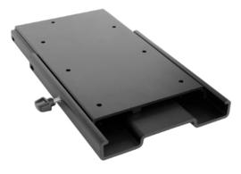 Minn Kota MKA-16-03 aluminium montage plaat zwart
