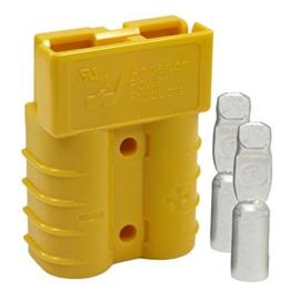 Anderson SB50 stekker geel