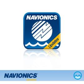 Navionics+ MicroSD Update