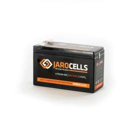Jarocells LiFePO4 accu 12V / 9Ah