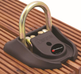 DoubleLock Dock Lock