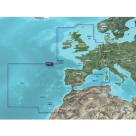 Garmin BlueChart G3 Vision - VEU722L Europa Atlantische Kust