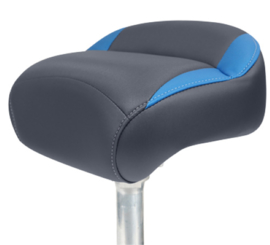 Tempress Pro Casting Seat antraciet/blauw/carbon