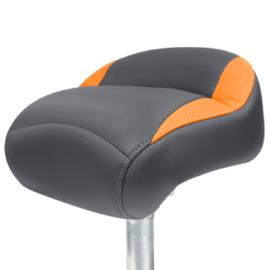 Tempress Pro Casting Seat antraciet/oranje/carbon