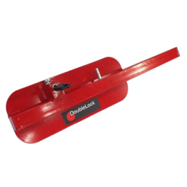 DoubleLock Wielklem Buffalo RED SCM