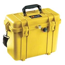 Jarocells LiFePO4 accu 12V / 75Ah Portable geel