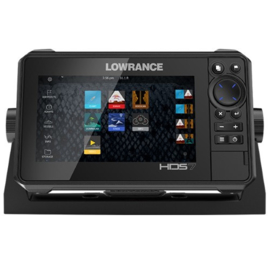 Lowrance HDS-7 LIVE ROW Active Imaging 3-IN-1