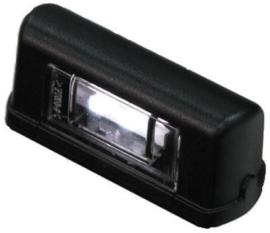 Kentekenplaatverlichting LED 12-24V